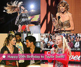 Happy 20th Birthday Taylor Swift!