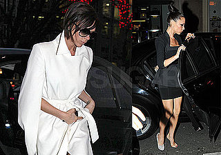 Photos of Victoria Beckham Out in Paris
