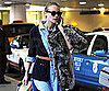 Slide Photo of Diane Kruger at LAX