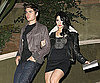 Slide Photo of Vanessa Hudgens and Zac Efron Celebrating Her 21st Birthday