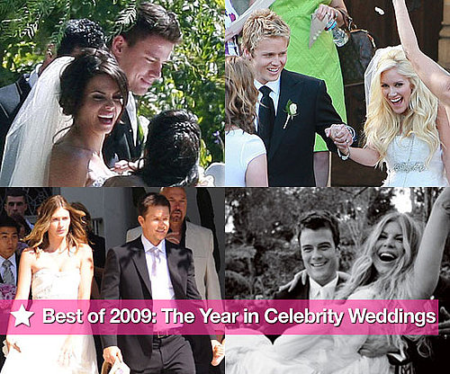 Best of 2009: The Year in Celebrity Weddings