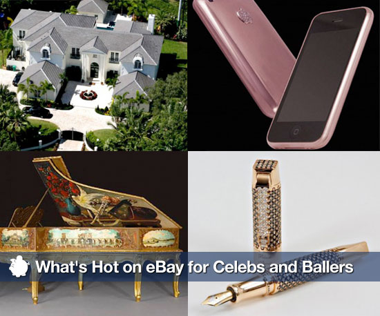 What&#039;s Hot on the eBay For Celebs and Ballers