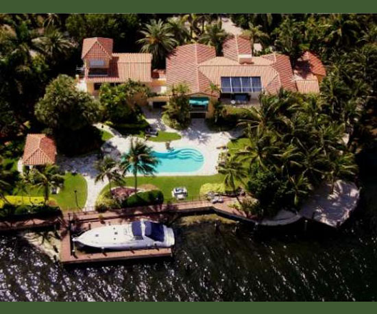 A-Rod's Miami Mansion