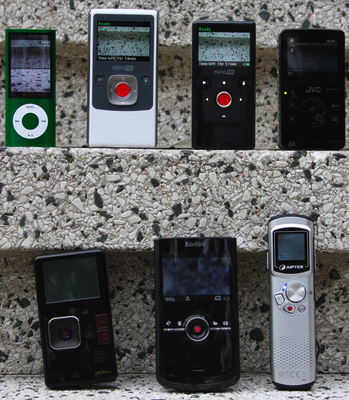 Daily Tech: Which Pocket Camcorder Is the Best?