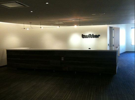 Twitter Moves Into New Offices