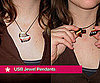 Custom-Designed USB Jewel Pendants 