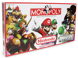 Nintendo Makes a Monopoly Game