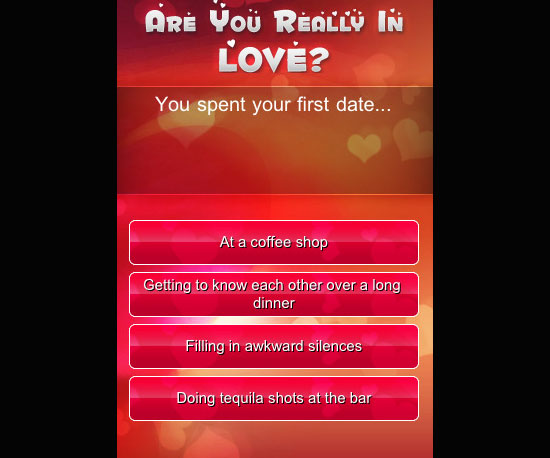 Are You Really in Love? (Free)