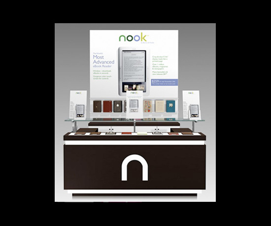 Test Drive a Nook Near You