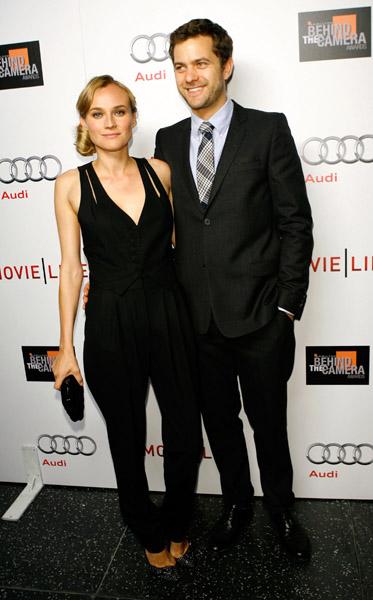 Power Couple: Diane Kruger and Joshua Jackson