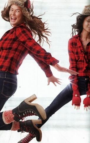 Gap Holiday 2009 Ads