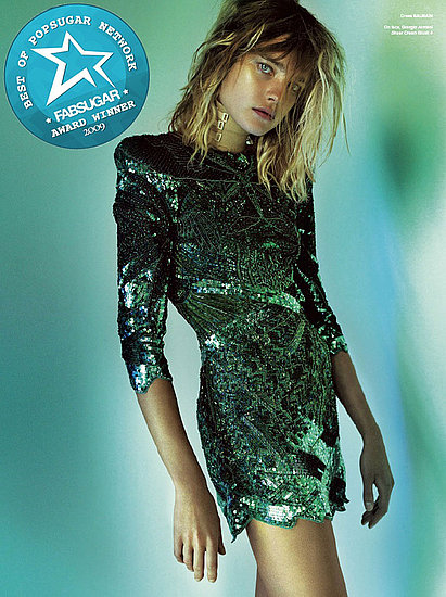 Photos of 2009 FabSugar Model of the Year Supermodel Natalia Vodianova