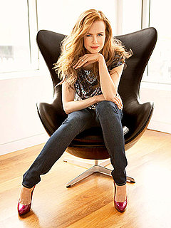 Nicole Kidman Chats With Ladies' Home Journal