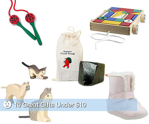Great Holiday Gift Ideas for Under $10