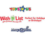 "Toys ""R"" Us and Make a Wish"
