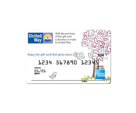 American Express and United Way