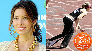 Jessica Biel: Fittest Female Celeb of 2009