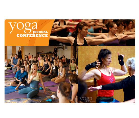 Namaste: Yoga Journal Conference Weekend