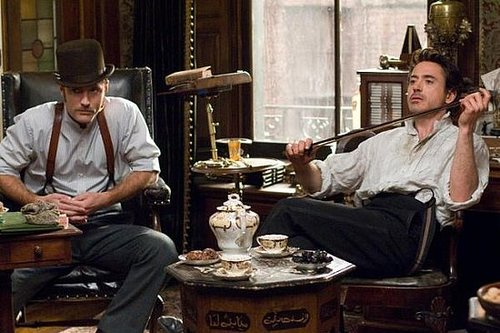 Get the Look: Sherlock Holmes's Office
