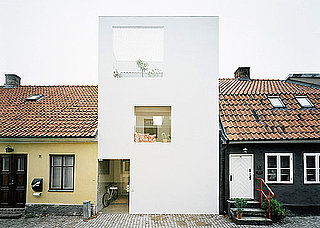 Coveted Crib: Wonderfully White in Landskrona
