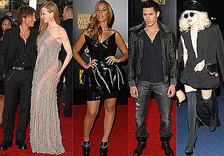 Full List of Winners and Photos from American Music Awards 2009, Plus Video of Adam Lambert's Controversial Performance