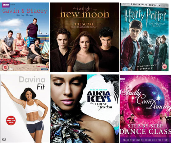 PopSugarUK&#039;s Must Haves of Films, DVDs, Books and CDs Released in December 2009