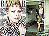 Photos of Scarlett Johansson on Harper&#039;s Bazaar Cover