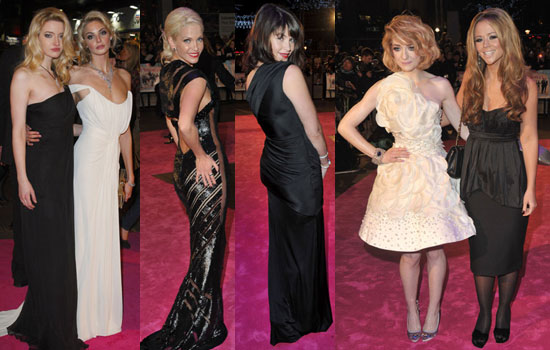 Photos of St Trinian&#039;s 2 Premiere
