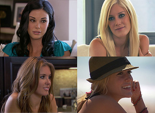 The Hills Series 6 Episode 4, Style Quiz, Heidi Pratt, Kristin Cavallari