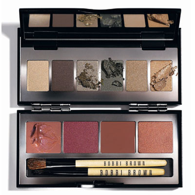 Earth Metal Lip & Eye Palette (£48)