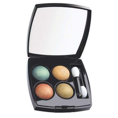 Chanel Bird of Paradise Eye Shadow Quad