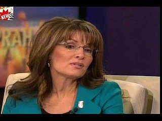 Video of Sarah Palin's Appearance on Oprah