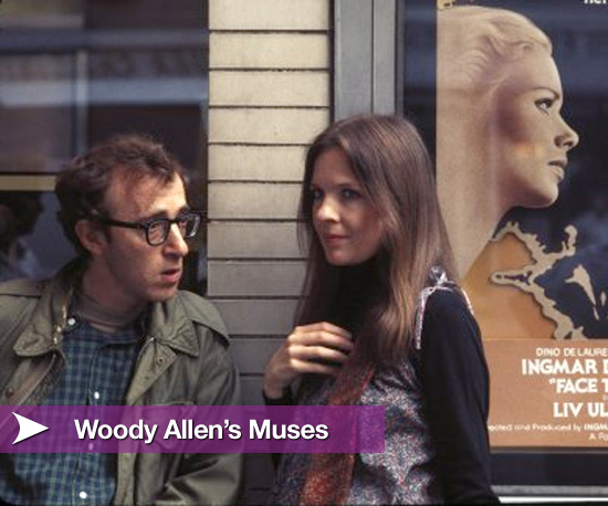The Muses of Woody Allen