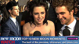 New Moon Interviews and Premiere 2009-11-19 12:13:30