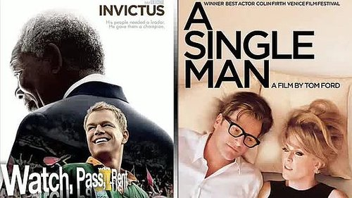 Matt Damon's New Movie Invictus