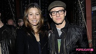 Justin Timberlake and Jessica Biel in LA