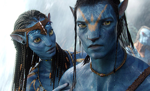 Review of James Cameron's Avatar, Starring Sam Worthington and Zoe Saldana