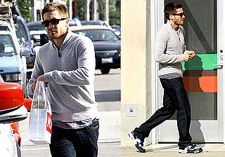 Photos of Jake Gyllenhaal Shopping in LA After Breakup From Reese Witherspoon