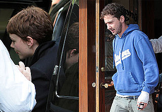 Photos of Shia LaBeouf and Carey Mulligan Eating Lunch At a Deli in LA