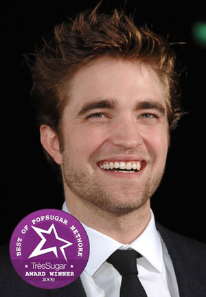 Robert Pattinson Hottest Bachelor of 2009