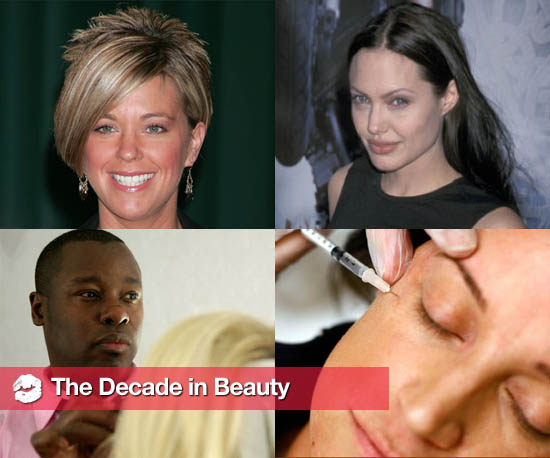 The Decade in Beauty: A Look Back at the 2000s