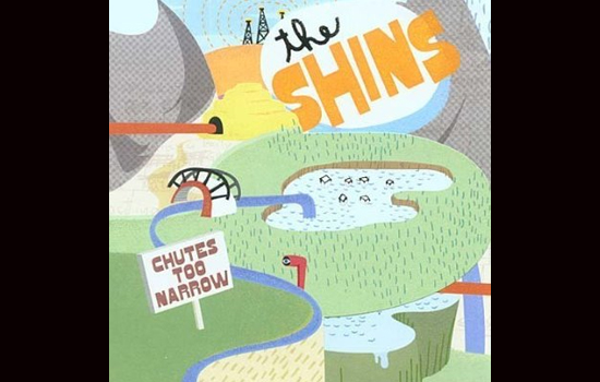 The Shins, <b>Chutes Too Narrow</b>
