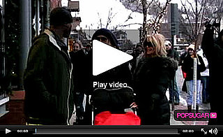 Video: Heidi and Seal's Aspen Run-In With Kate and Goldie!