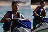Photos of Simon Cowell Shirtless on a Jet Ski in the Caribbean