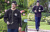 Photos of Matt Damon Jogging in Miami