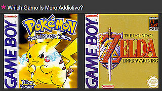 Decide Which Video Game is More Addictive and Win $500 2010-03-14 12:00:06