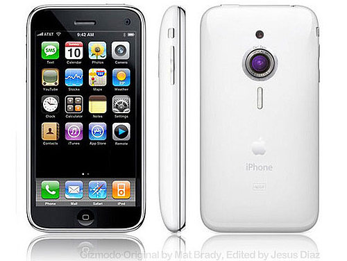 "Next Gen iPhone Could Come With 5MP Camera, Google's Nexus One May Have ""Invite-Only"" Launch on Jan. 5"