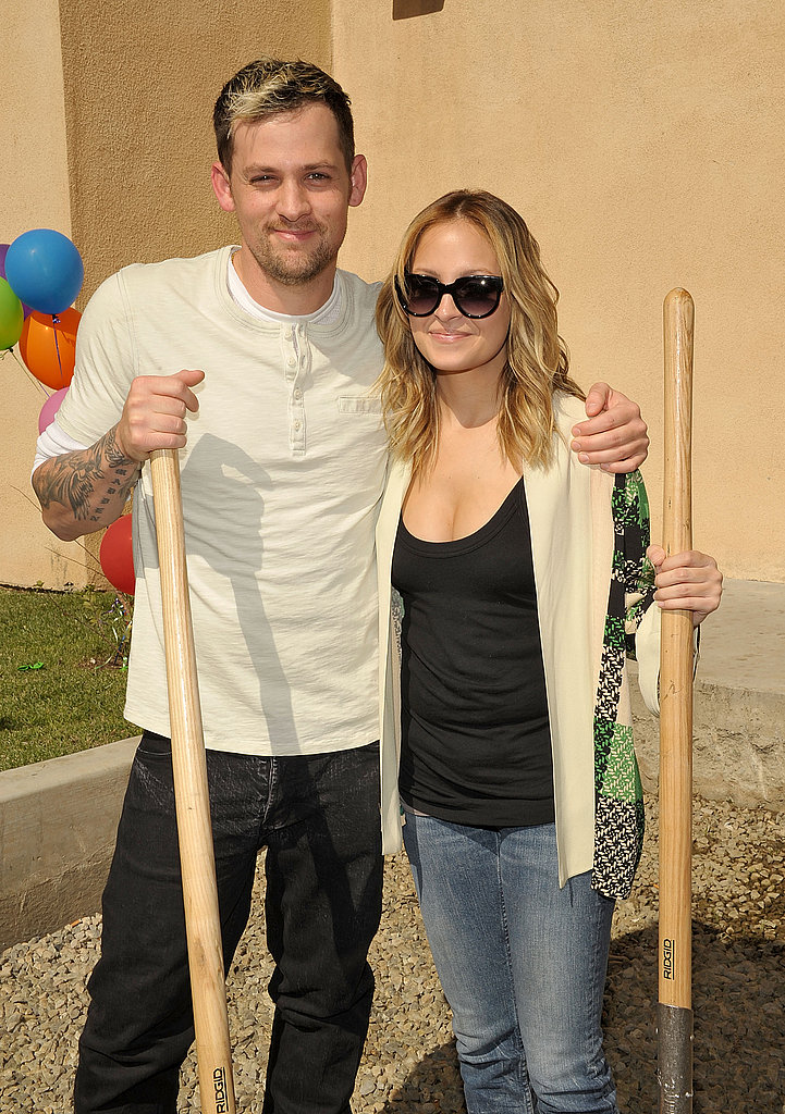 Wrong: Nicole Richie and Joel Madden Split