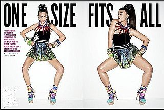 Comparing Plus Size and Sample Size — Love It or Leave It?