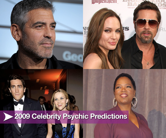 10 Celebrity Predictions Psychics Got Wrong and Right in 2009